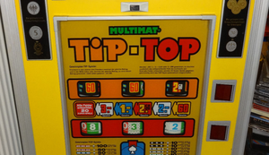 30 jähriger Geldspielautomat