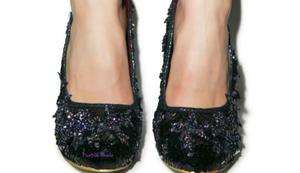 Schicke Schuhe für Einhorn-Fans