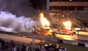 Truck Drag Race