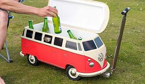 Volkswagen-Bulli T1 Samba Bus Kühlbox