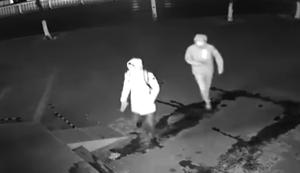 Einbrecher auf Tour