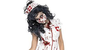 Zombie-Krankenschwester