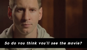 Lionel Messi vs Ronaldo Movie Trailer