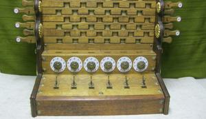 Schickards Rechenmaschine von 1623
