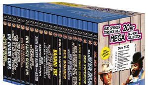 Bud Spencer & Terence Hill - Blu-ray Collection