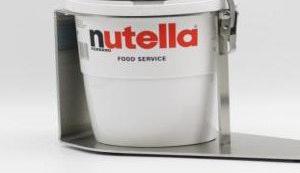 Eimer Nutella mit praktischem Spender