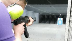 Wenn die AK-47 klemmt