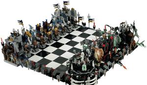 Das Große LEGO Schachspiel