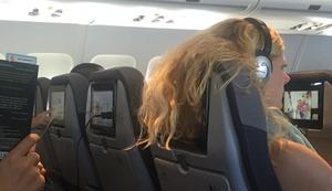 Passagiere, neben denen man nicht sitzen möchte