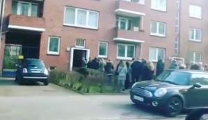 Wohnungsbesichtigung in Hamburg