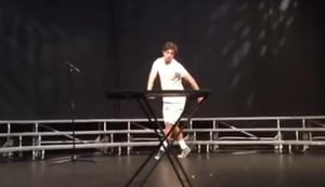 Gro�artige Leistung bei einer Talentshow