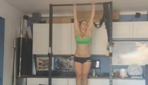 Mal die Bauchmuskeln trainieren