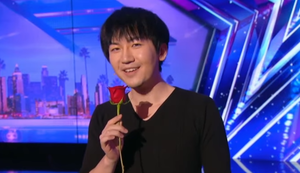 Zaubertrick Level Asian