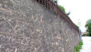 Zahlen für ungewollte Mauer