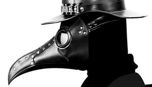 Schnabelmaske