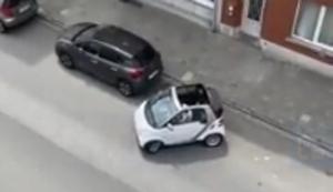 Mal den Smart einparken