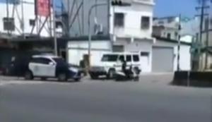 Trickreiche Flucht vor der Polizei
