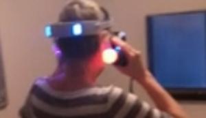 Oma in die VR-Welt schicken