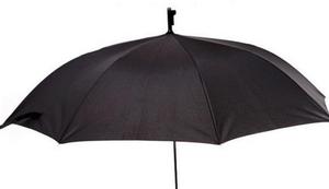 Gewehr-Regenschirm