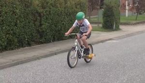 E-Bike Marke Eigenbau