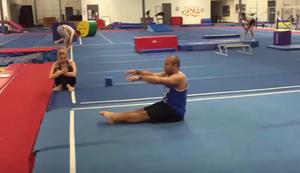 Beeindruckende Akrobatik Skills