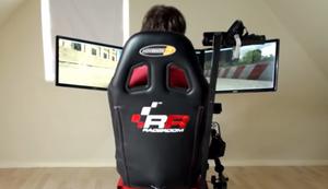 Racing Cube - Rennsimulator