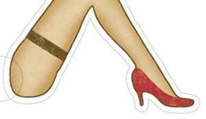 Türspion-Sticker