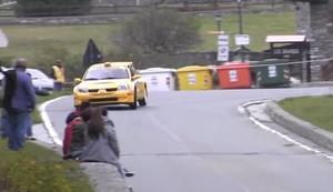 Rallye-Zuschauer leben sehr gef�hrlich 2