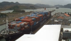 Ein Tag am Panama-Kanal