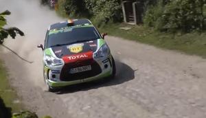 Heftige Rally-Unf�lle 2014