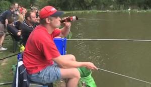 Wettkampf - Besoffen angeln