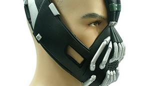 Batman Bane Maske mit Voice Changer
