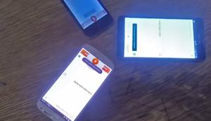 Smartphones im Gespr�ch