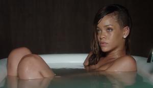 Rihanna Musikvideo ohne Musik