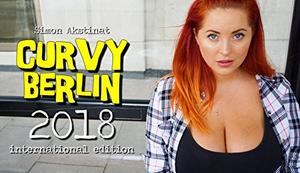 Curvy Berlin Kalender 2018
