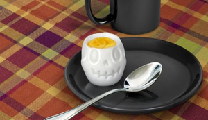Egg A Matic Skull Shaped Egg