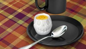 Egg A Matic Skull Shaped Egg