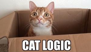 Katzen-Logik