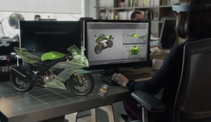 Microsoft HoloLens Brille