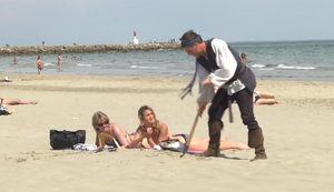 Remi Gaillard - Pirate of the Pranks