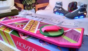 Zurück in die Zukunft Hoverboard