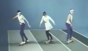 Germina Speeder - das Skateboard der DDR