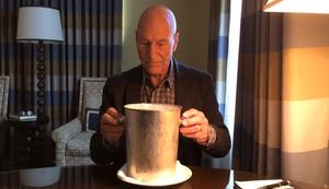 Ice Bucket Challenge mit Stil