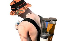 Doppel-Bierrucksack