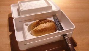 Brötchenschneidebox