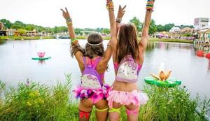Tomorrowland Girls 2014