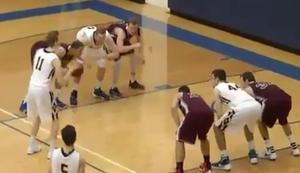 Taktische Meisterleistung beim Basketball