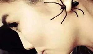 Spinnen-Ohrstecker