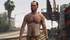 GTA V Jackass