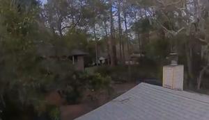 Mit der Drohne die Gegend erkunden